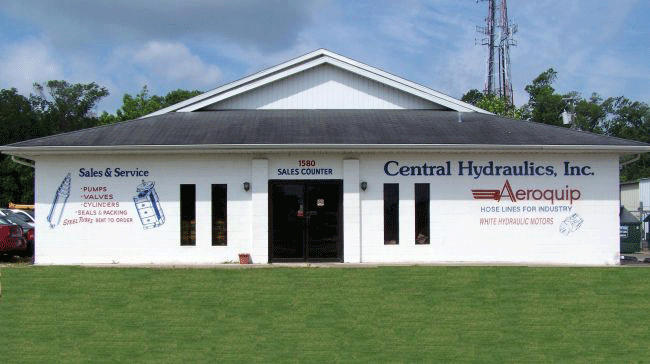 Central Hydraulics Inc. has five location across Florida!